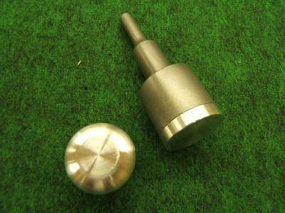 Shrinking Die Set For Hard Metals - English Wheel Planishing Hammer - Usa