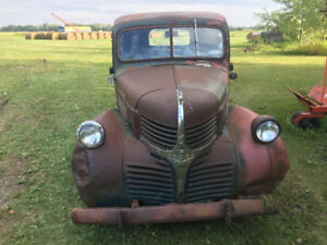 For Sale: 1947 Dodge Truck