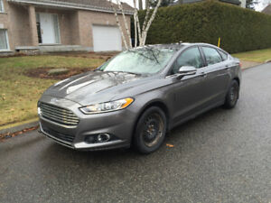 2014 Ford Fusion SE Ecoboost  4 roues motrice
