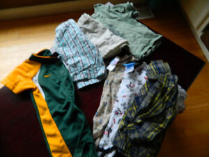 boy's clothes 6 to 9 months and 12 months