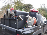 WELDING SKID, WELDER, AND TOOLS FOR SALE $ 18,000 Will Travel