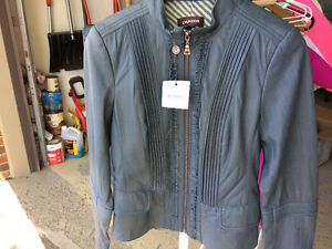 Danier leather jacket - still with tags nvr worn
