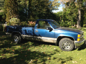 1998 Chevrolet C/K Pickup 1500 Chrome Pickup Truck