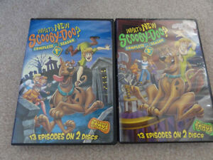 What's New Scooby Doo Complete 1st & 2nd Seasons