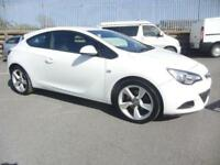 2014 Vauxhall Astra Gtc 2.0 CDTi Sport (s/s) 3dr