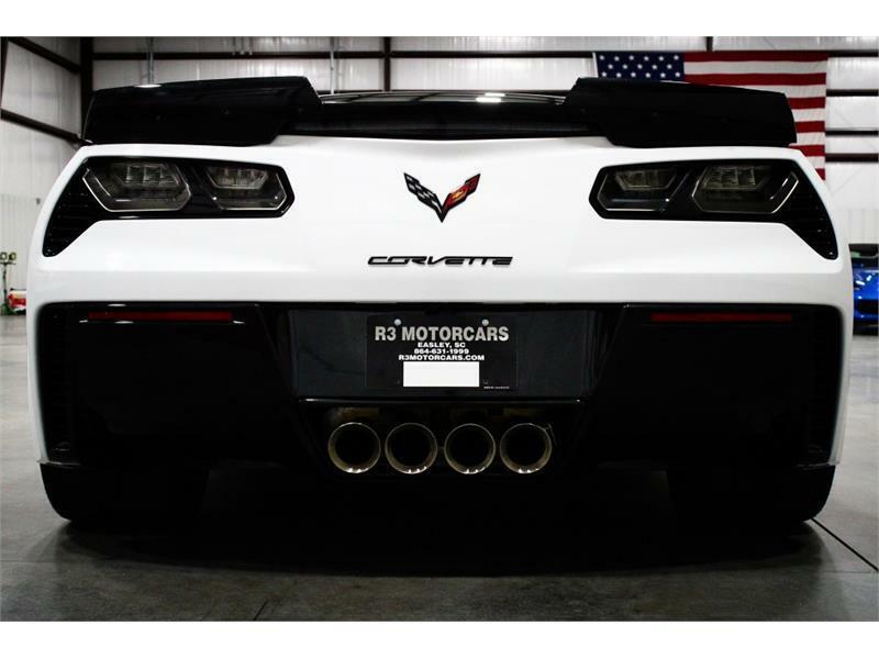 2019 White Chevrolet Corvette Z06 2LZ | C7 Corvette Photo 4