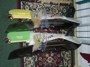 Trainer / Dog fighting Radio Controlled Airplane