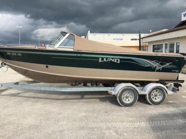 Used 1999 Lund Boat Co other