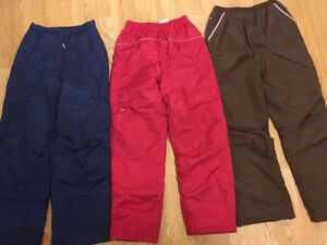 Youth Snow Pants - size 14-16