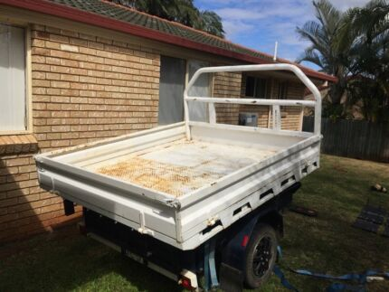 heavy duty steel tray Manly West Brisbane South East Preview
