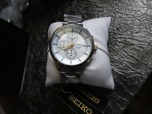 Men's Seiko Watch Model SKS541