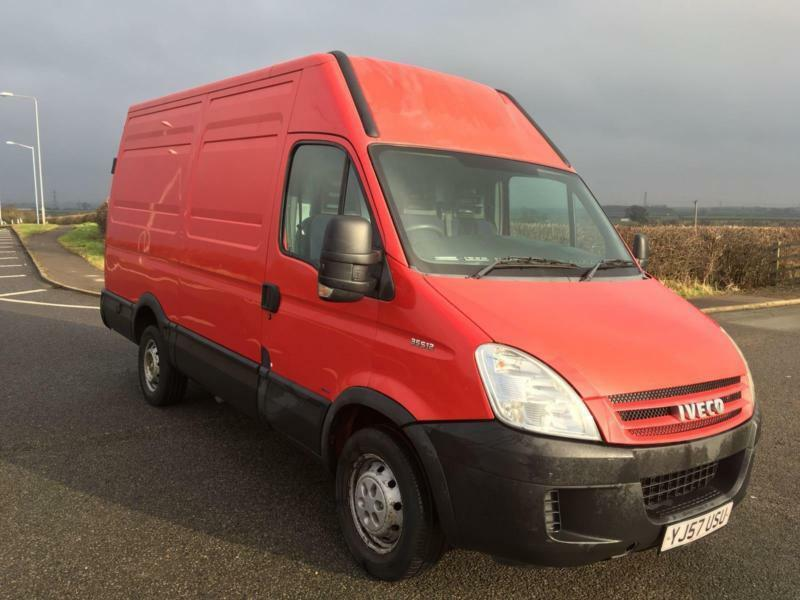 iveco daily mwb high top 2007 in hucknall nottinghamshire gumtree. Black Bedroom Furniture Sets. Home Design Ideas