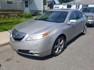 2009 Acura TL-SH AWD TECH PACKAGE