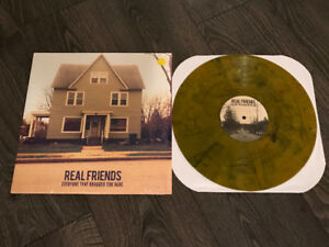 Real Friends Every One That Dragged You Here Record Vinyl Color