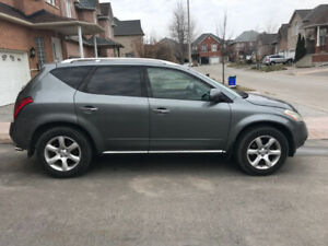 Nissan Murano 2007 for Parts New Transmission CVT