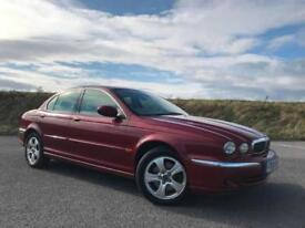 2002 Jaguar X-Type 3.0 V6 SE (AWD) 4dr