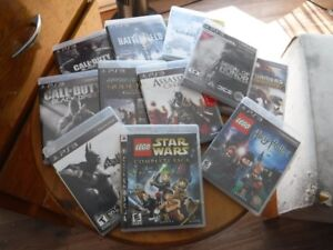 PS3 & Games