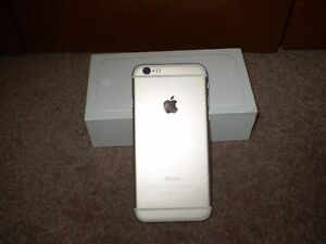 APPLE iPHONE 6 / 16 GB CELL SMARTPHONE In Prestine Condition