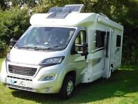 Elddis Encore 255 4 Berth Motorhome. Dealer Special with Upgrades. 577 Miles