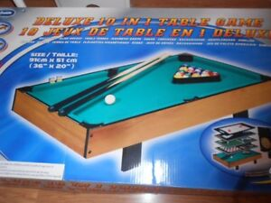 jeu de table