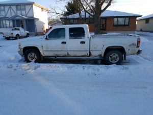 2002 GMC Sierra SLE  HD1500
