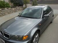 2005 BMW 3-Series 325i Sedan REDUCED for quick sale