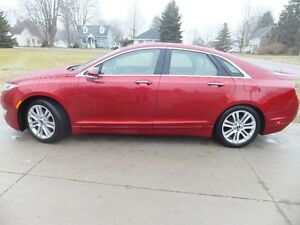 2015 Lincoln MKZ Select Sedan - Senior owned - Excellent