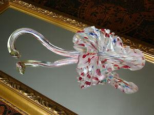 ensemble de déco style Murano en verre soufflé, variété couleurs West Island Greater Montréal image 8