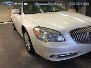 2011 Buick Lucerne   - local - trade-in - sk tax paid - $153.74