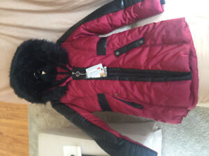 Winter jacket (-40) 3R Canada for ladies ... new with ticket...