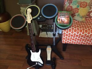 Rock 3 great condition barely used but no drum sticks