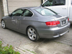 2008 BMW 2 Door Coupe