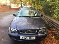 2000 Volvo S40 2.0 Turbo 4 Door Saloon ***FULL COMPREHENSIVE SERVICE HISTORY***