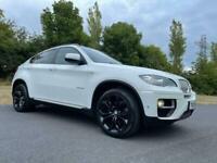 2012 BMW X6 3.0 DIESEL 40D M -SPORT 306 BHP / 8 SPEED AUTO / HUGE SPEC