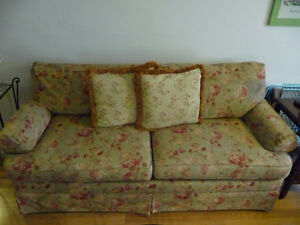 2 Couches for sale Each $100.00
