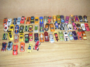 Lot of Hotwheel Toy Cars for sale