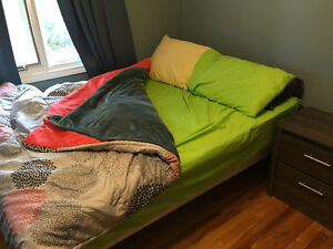 DOUBLE BED, NIGHTSTAND AND DRESSER St. John's Newfoundland image 3