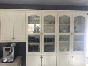 Kitchen Cabnets and Appliances