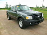 2010 Ford Ranger x cab Pickup Truck