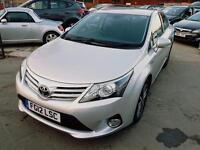 Toyota Avensis 2.2 D-4D 150 TR
