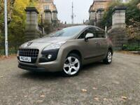 2012 Peugeot 3008 1.6 HDi Active 5dr SUV Diesel Manual