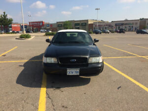 2011 Crown Victoria ex Police Car - Certified, E-TESTED,
