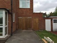 Door fitters required