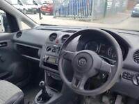 Volkswagen Caddy 1.6TDI ( 75PS ) C20 WHITE MANUAL DIESEL VAN