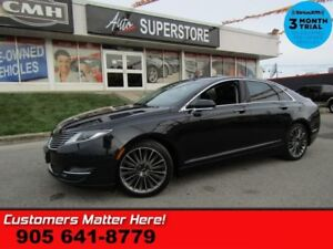 2015 Lincoln MKZ Hybrid  NAV ROOF CAM BS CS PREM-AUDIO PWR-TRUNK