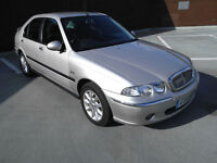 (51) 2001 Rover 45 1.8 CVT AUTOMATIC ONLY 23000 MILES FULL SERVICE HISTORY