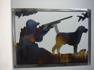 CNC Plasma Metal Cutting and Designer Art Work