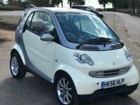 Smart City Coupe 0.7 Fortwo Passion Hatchback 3d 698cc