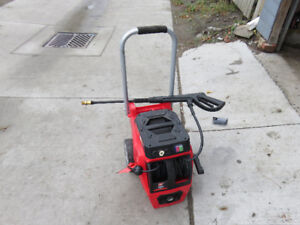 NEW electric pressure washer