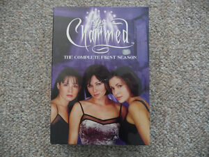 Charmed on DVD - Season 1 - Still Sealed